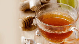 4 best teas for a sore throat and their benefits