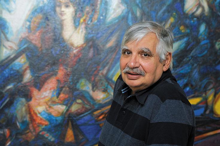 Армянский художник признан «Звездой Содружества»   24news