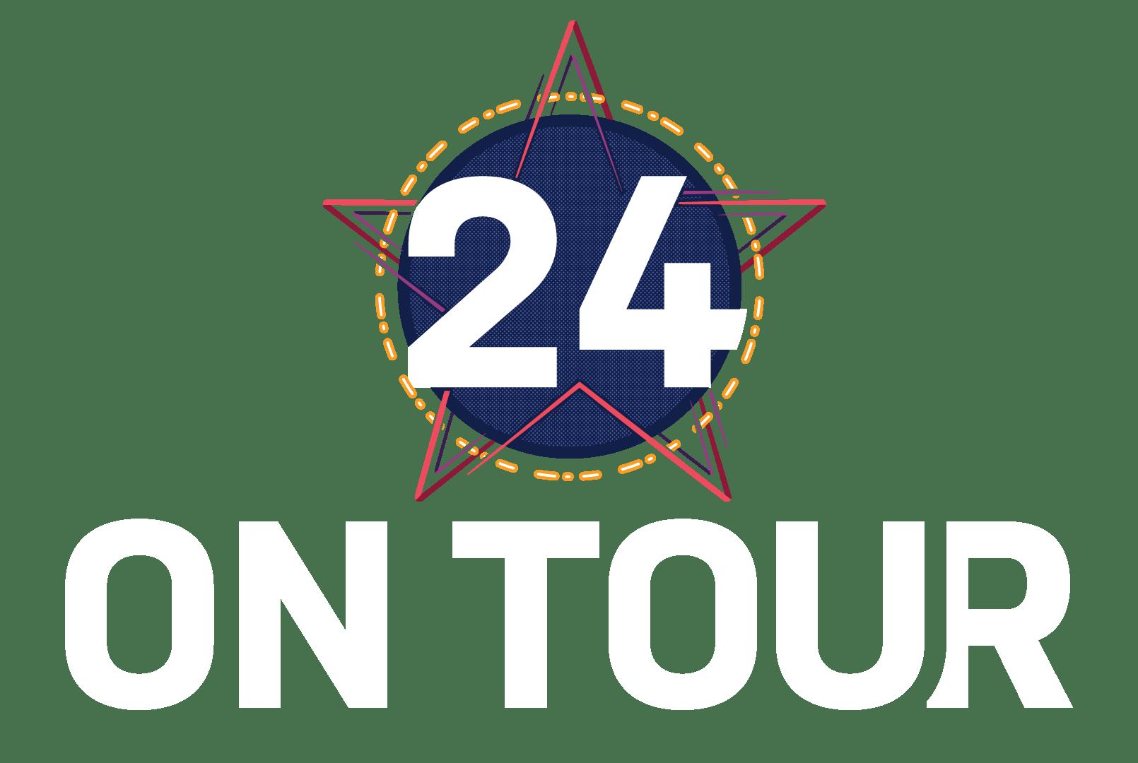 24 On Tour