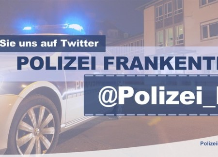 Twitter PI FT - Foto: © Polizeidirektion Ludwigshafen