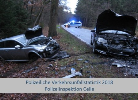 VUStat2018 - Foto: © Polizeiinspektion Celle