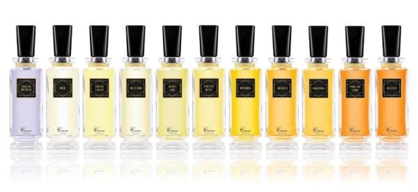 Collection Privée Caron parfums
