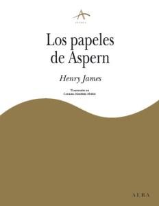 cubierta_los_papeles_de_aspern_Henry_James