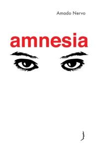 Amnesia, de Amado Nervo