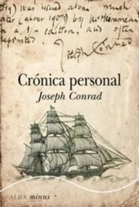 Crónica personal de Joseph Conrad