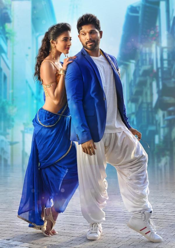 DJ Duvvada Jagannadham Movie Latest Photos HD Stills ...