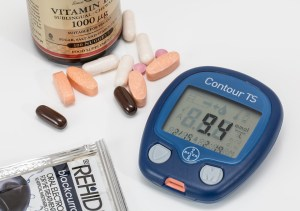 Metformin as an antidiabetic implicated in causing diarrhea