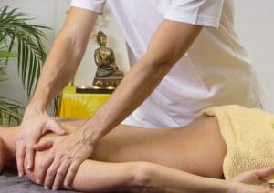 deltoid massage