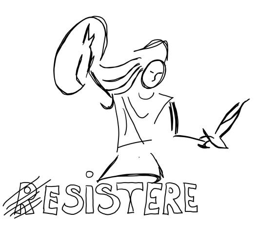 Resilienza e resistere