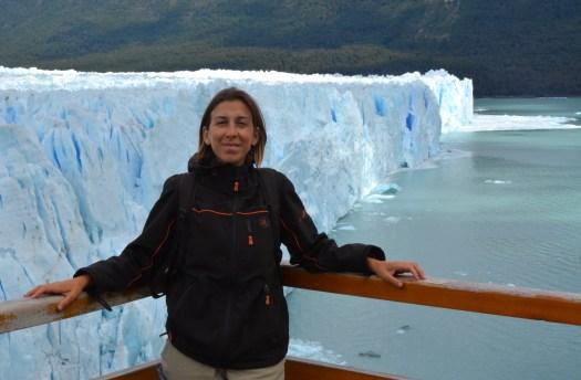 Laura Cerioli Perito Moreno
