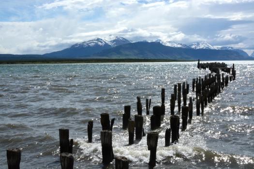 Tra il dire e il fare - Puerto Natales Chile