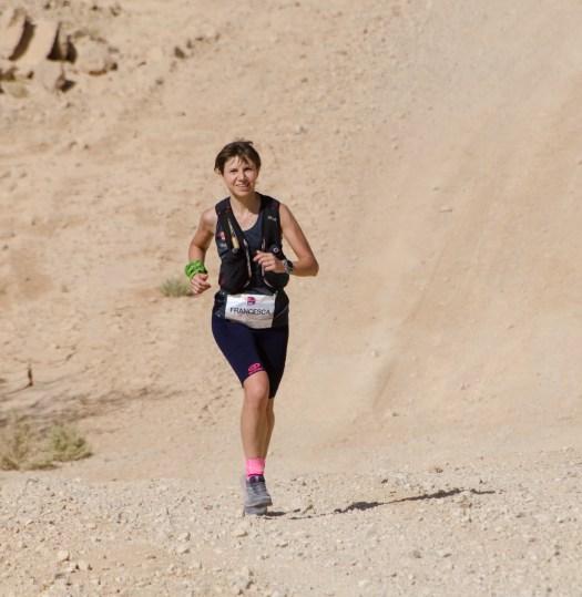 Francesca Valassi Correre nel deserto