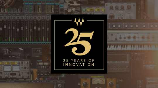 25 anos de WAVES AUDIO