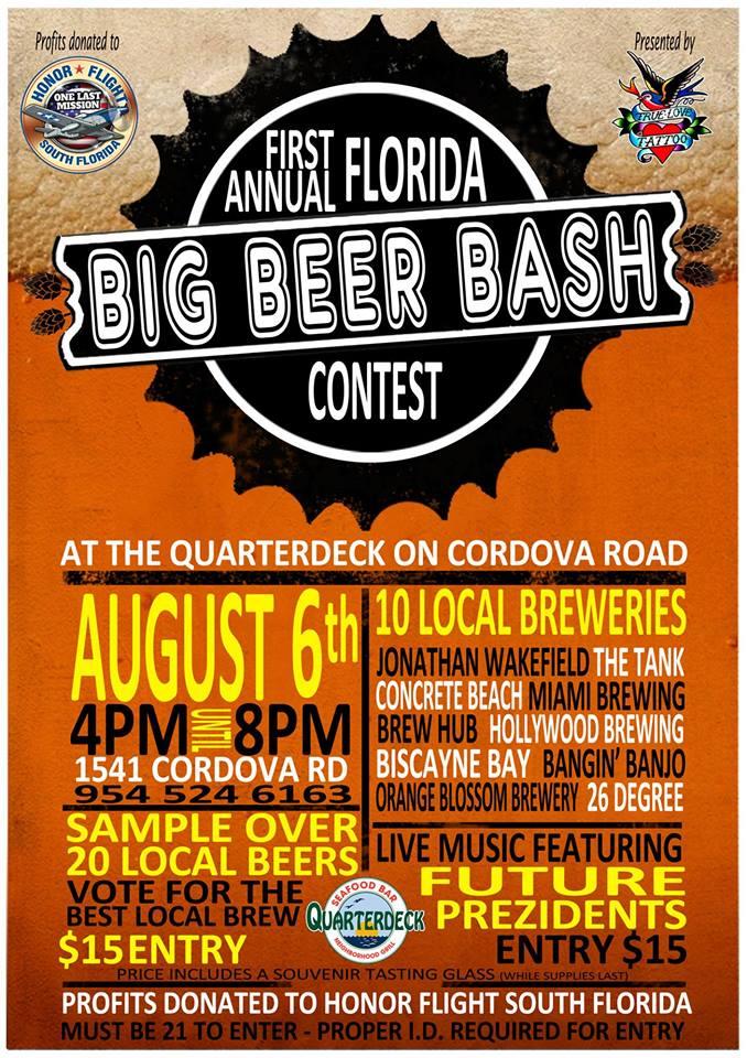 Big Beer Bash