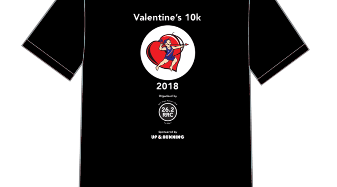 New year, new race t-shirt!