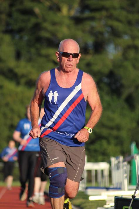 Peter Tozer 2015 Club Mile