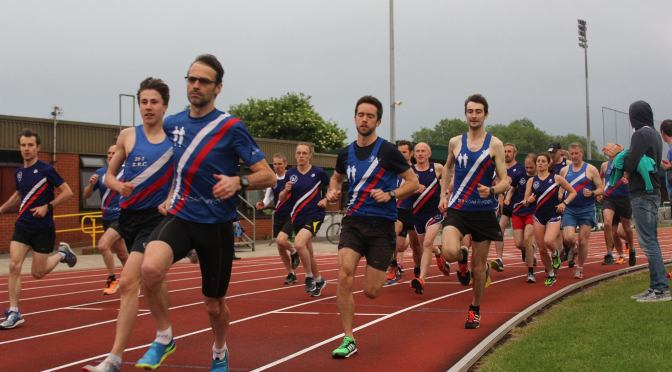 Track Session 7.15 for 7.30pm Wednesday 23 May