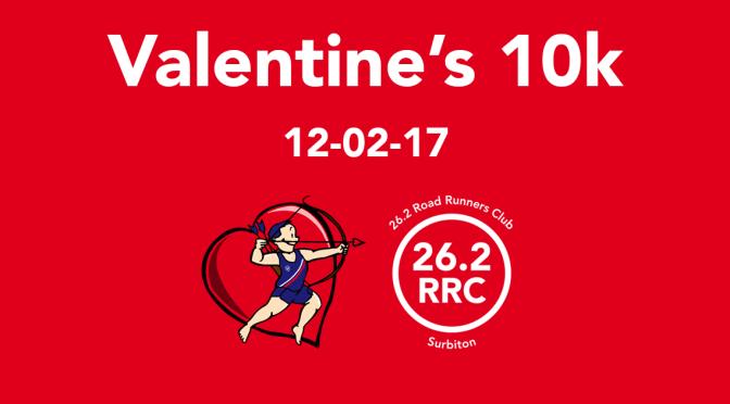 Valentines 10K – Volunteer Tasks
