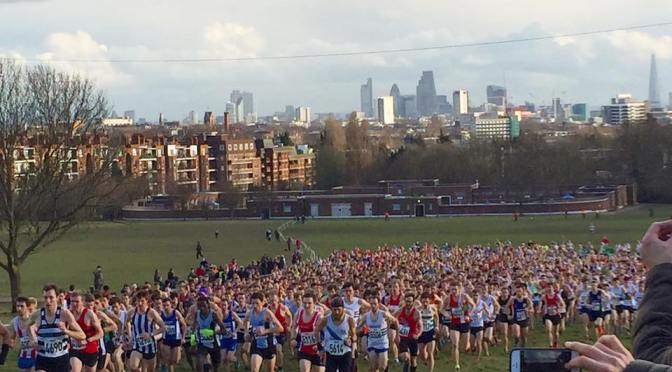 Cross Country – Surrey League & London Championships