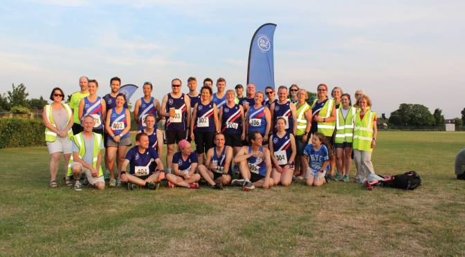 Imber Court Relays – 26th June 2018
