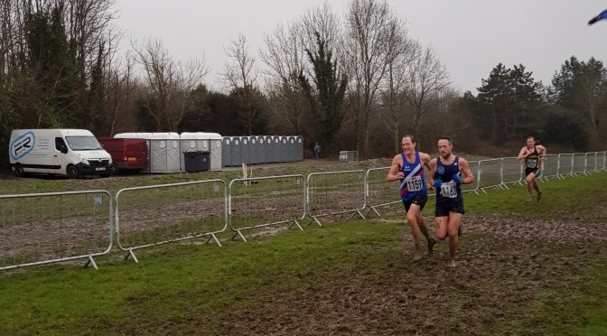 Southern Cross Country Championships 2018