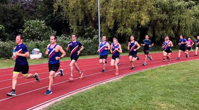 Track Session 7.15 for 7.30pm Wednesday 28 August 2019