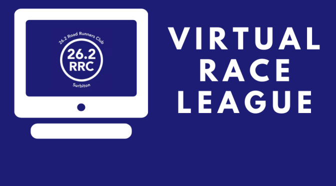 26.2 RRC Virtual Club Night – 25th March