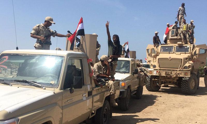 الجيش يحرر مواقع استراتيجية شمالي الضالع ويكبد المليشيا 30 قتيلا