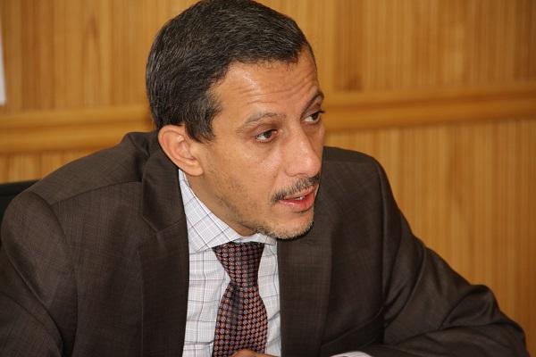 وزير التعليم الفني يناقش تقارير أداء مكاتب التعليم الفني في المحافظات المحررة