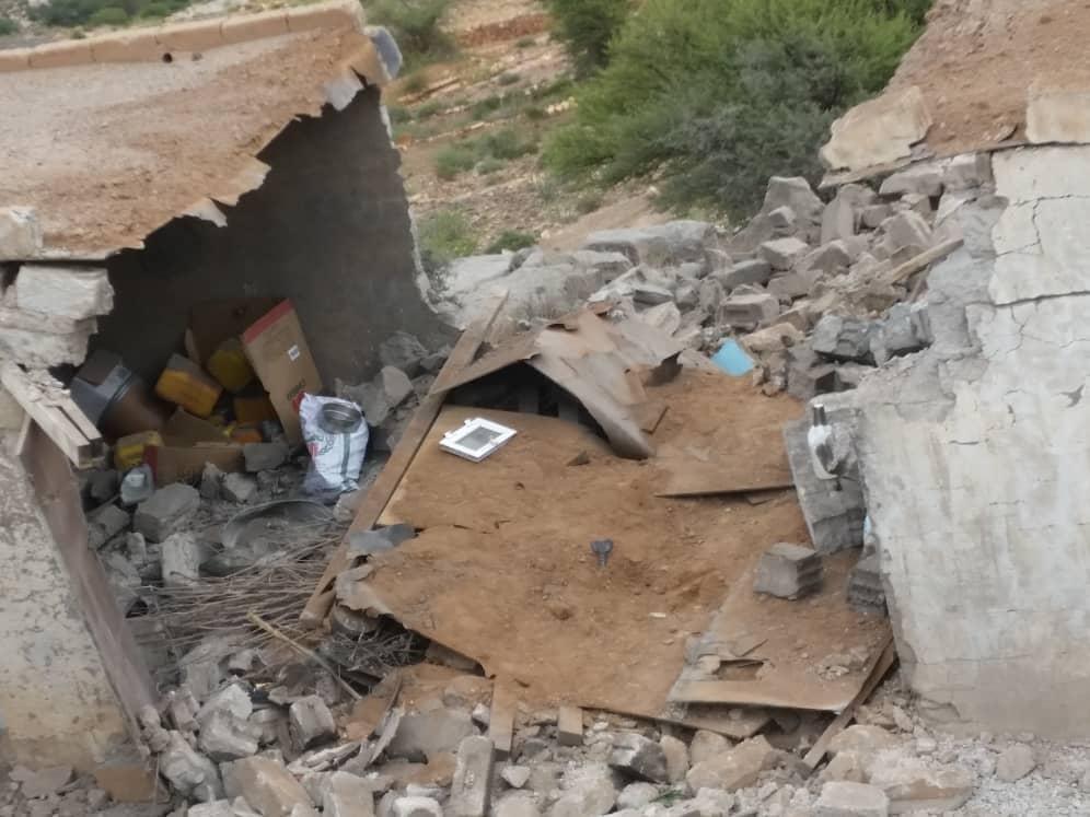 مليشيا الحوثي تجدد قصفها المدفعي على حيس بالحديدة