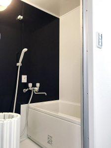 Y様邸ワンルーム浴室