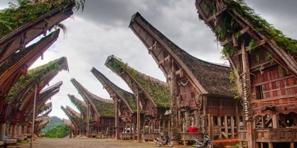 Феномен индонезийского племени Тораджа. Отношение к умершим
