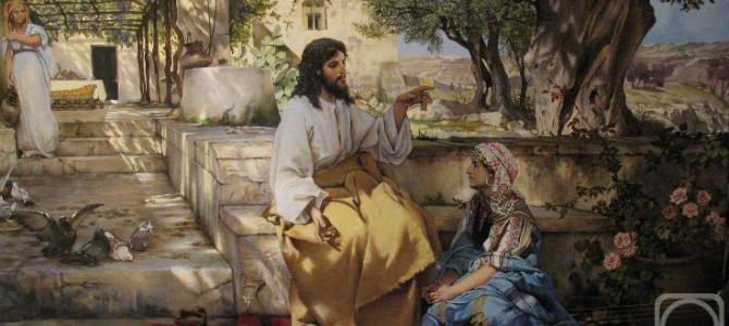 Седмица 5-я Великого поста. О преподобной Марии Египетской и не только
