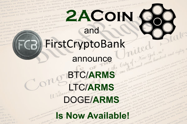 2ACoin New Exchange Listing