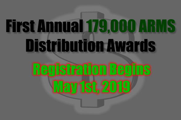 Annual ARMS Distribution Registration