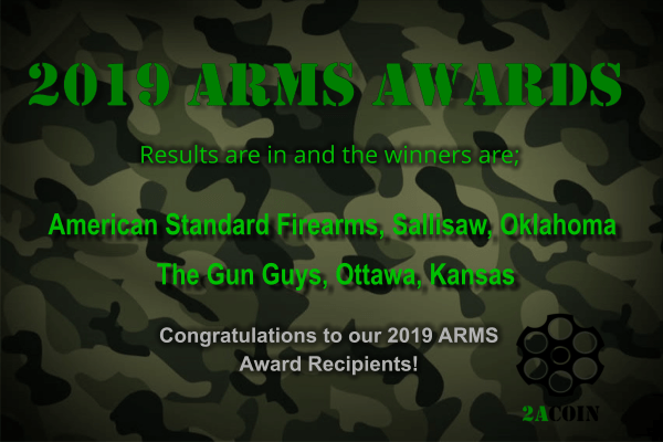 2019 ARMS Award Winners