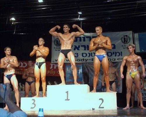 תחרות מר ישראל 2003 | מיס פיטנס 2003 | פיתוח גוף
