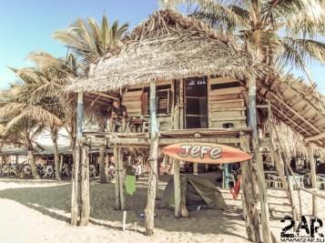 Cabana in San Blas