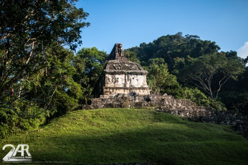 Maya Ruinen Palenqeu