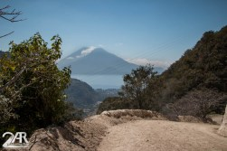 Offroad at Lake Atitlan