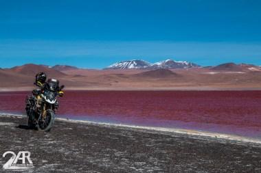 Rote Lagune