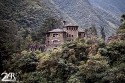 ein Schloss im Niemandsland