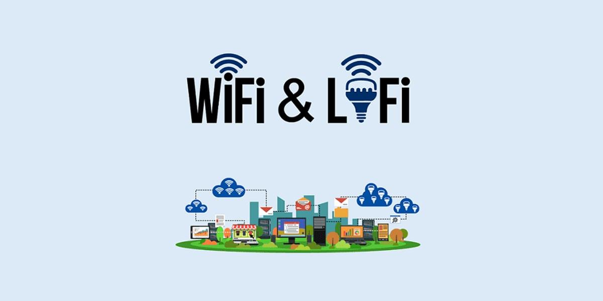 Basic difference between wifi and Lifi - Lifi Vs Wifi