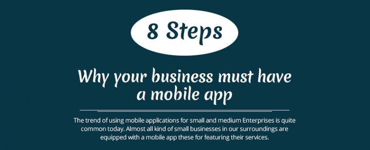 8 Reasons Why Your Business Must Have a Mobile App