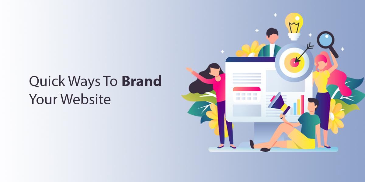 Quick Ways To Brand