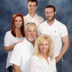LARZA, Brad & Carrie; Aaron, Taylor, Brett