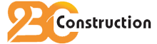2 B Construction logo