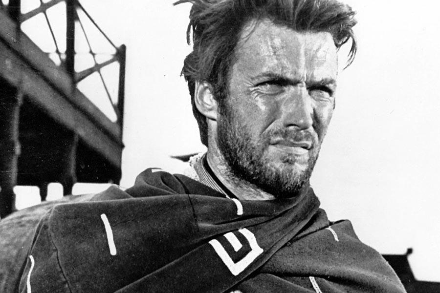 Ô, lá em casa… Clint Eastwood