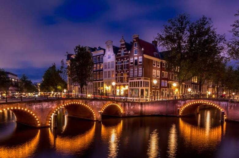 Explore Gay Bars In Amsterdam