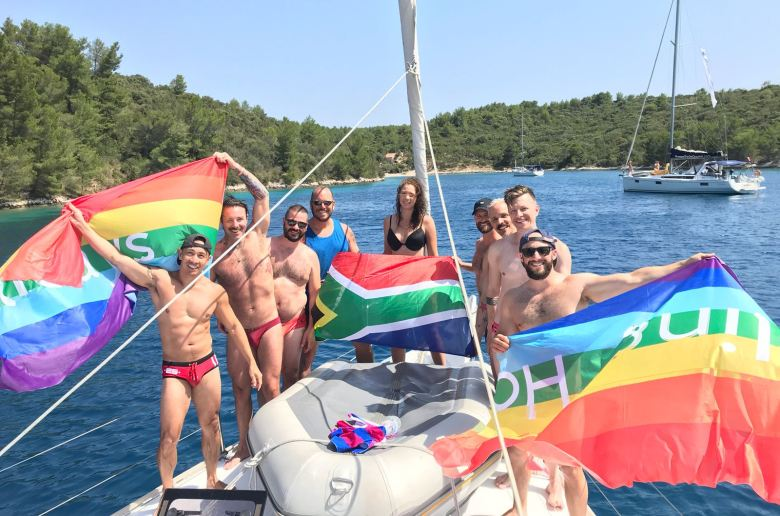 Mykonos Gay Sailing